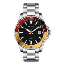 Customizable Vintage Divers 10 Atm Chinese Mechanical Watches 316l Minimalist Automatic Sport Wristwatches