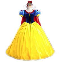hot sale Halloween 2019 carnival costume snow white kids halloween props cosplay dress up costumes for sale in cheap price