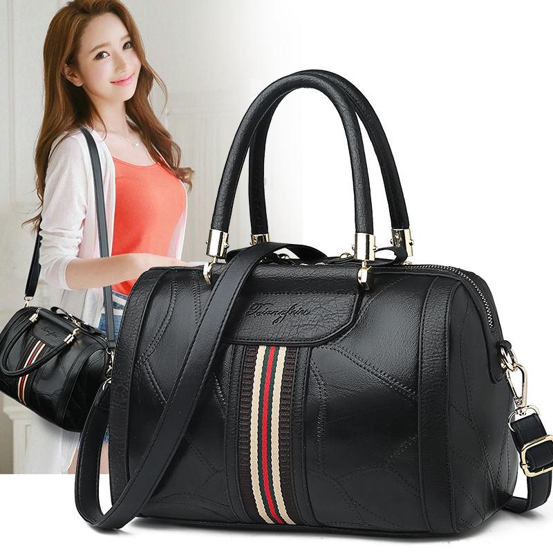 رخيصة النساء الأغنام جلد اليد حقيبة حزام crossbody حقيبة الأزياء بو محفظة مصنوعة من الجلد حقائب سيدة
