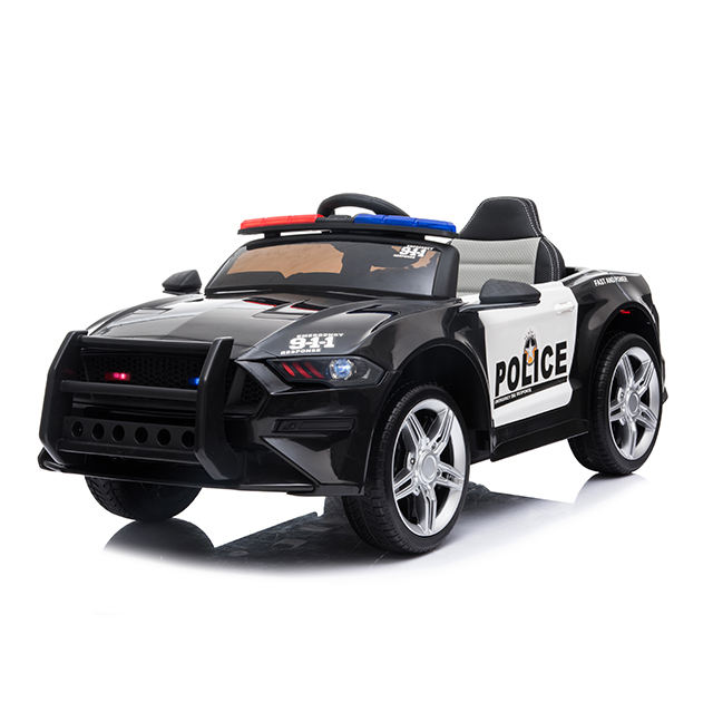 2019 Newest 12V police battery charger toy car toy ride on cars toy cars for kids to drive