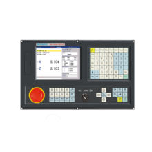 NewKer cheap advanced 2 axis cnc lathe controller console for CNC turning machine