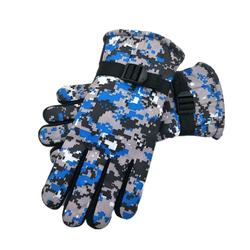 Thicken Plus Velvet Winter Warm Keeping Tools Riding Skiing Casual Gadgets Men Camouflage Waterproof Tactical Hand Protection
