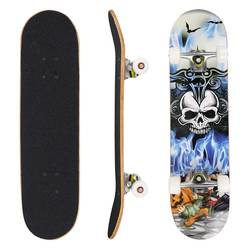 High Quality 31 inch Canadian Maple Flying Boosted Custom Skateboard