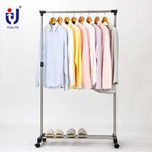 Lovely Style Wholesale Boutique Portable Clothing Racks On Wheels