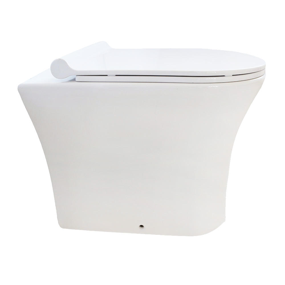 Flushable Seat Cover One Piece Ceramic Portable Manufacturer Luxury Bathroom Bowl Brand Chinese Pump Porcelain Toilet