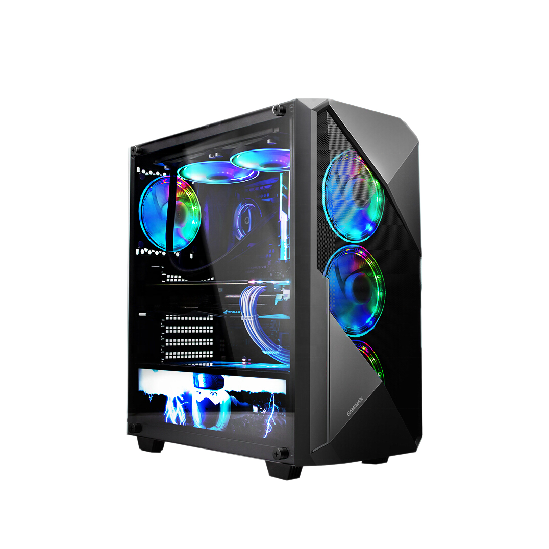 Hot Koop Gamemax Opstand Full Tower Case <span class=keywords><strong>Computer</strong></span> Case Pc Gaming Case Mid <span class=keywords><strong>Toren</strong></span>