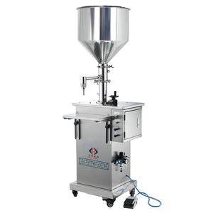 High speed good quality automatic engine wash liquid filling machine bottle filler