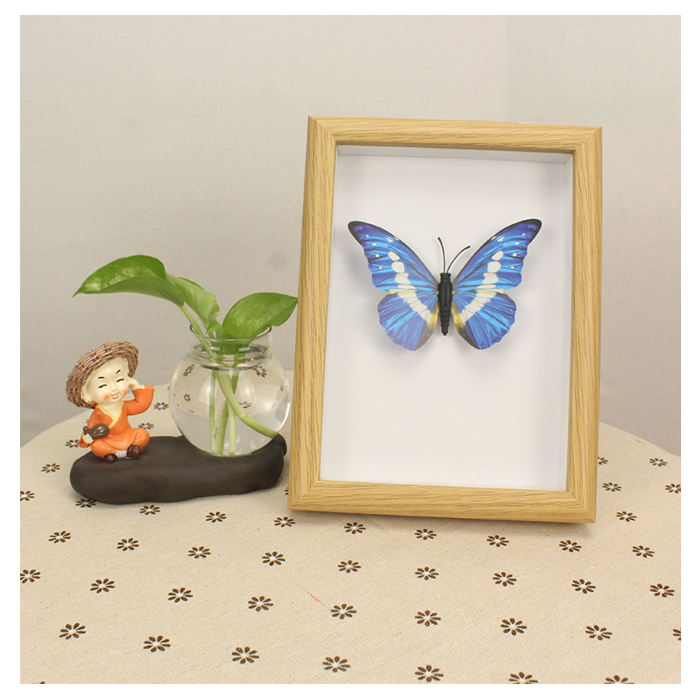 Fast Shipping 4x6 5x7 Picture Frame MDF deep shadow box frame For living room