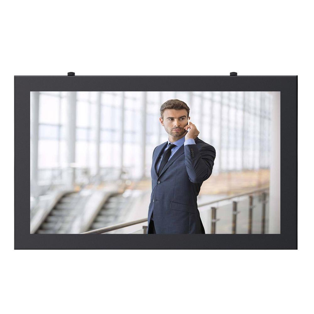 21 pollici di pubblicità grande 1080p stagnola di tocco esterno schermo <span class=keywords><strong>lcd</strong></span> chiosco auto digital signage