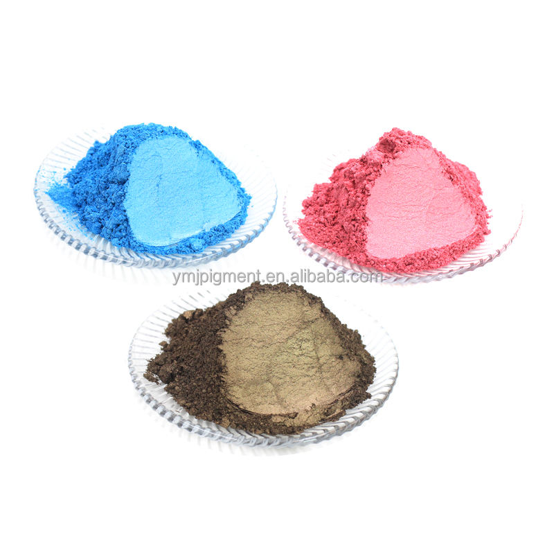 Mica Pigments Powder Pearl Luster, Chemical Pearl Pigment