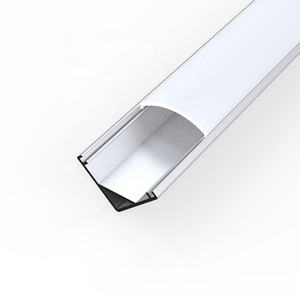 Custom Extrusion Linear Strip  Corner Light Hanging Aluminum Led Channel/