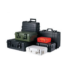 DRX  EPC034 DRX good sealing high impact ABS  plastic waterproof gun case with foam inside
