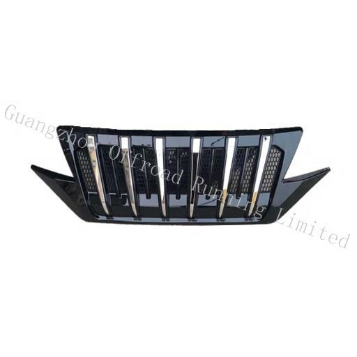 Blue WEICHUANG FRONT GRILL RADIATOR LED Lamp Emblem FOR TOYOTA COROLLA