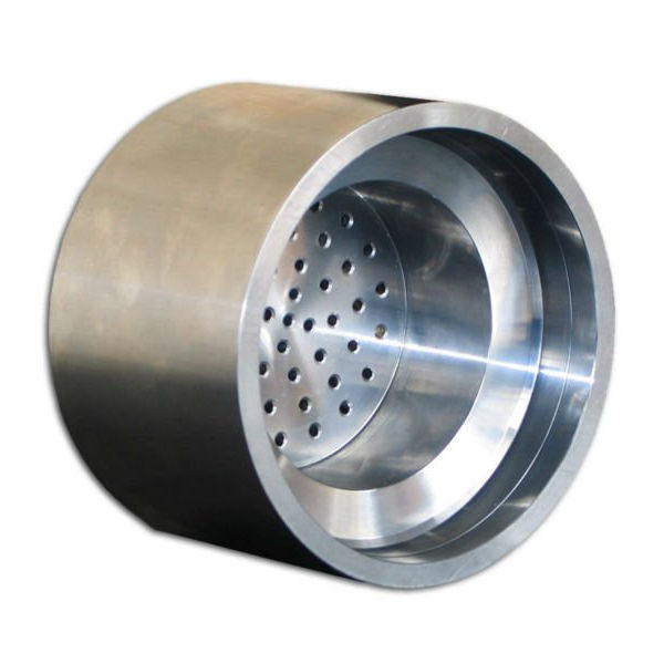 Precision CNC Turning Parts Stainless Steel Bushing Customized Thread Flange Bushing