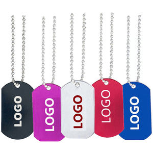 Sublimatie Blank Militaire Custom Goedkope Dog Tags Uit China