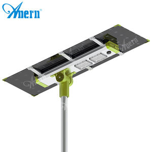 Anern patented all in one led solar street light