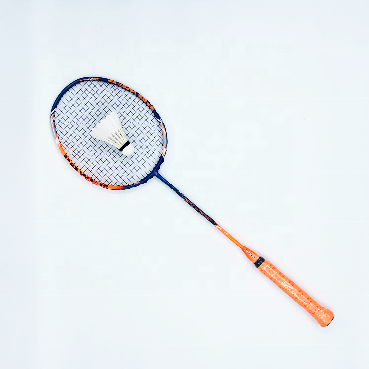 Professionele Training Gebruik Badminton <span class=keywords><strong>Racket</strong></span> Lichtgewicht Full Graphite Fiber Badminton <span class=keywords><strong>Racket</strong></span>