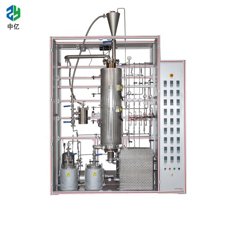 Fixed bed Tubular reactors chemical Synthesis Reactor fluidized bed reactor