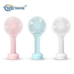 ventiladores rechargeable hand mini portable fan with battery