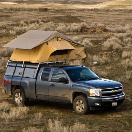 SUV Camping Tent for Car/4x4 Roof Rack Tent