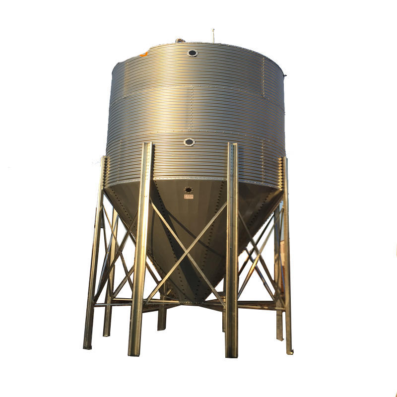 China Top Quality Grain Silo for Corn, grain ,Wheat, Paddy, Rice Storage
