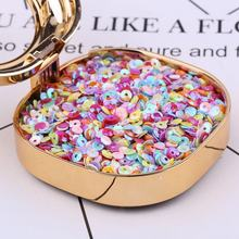Loose Sequin mix Colors Flat Shiny Iridescent Spangles For Sewing DIY