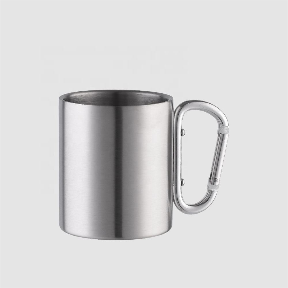 Factory Direct customize ss304 indian fashion metal stainless steel portable 10oz espresso coffee cup