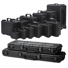 China factory pp material IP67 hard plastic instrument carry tool case for electrical equipment