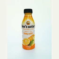 ORANGE HONEY WATER PREMIUM ANTIOXIDANT HYDRATING REFRESHING