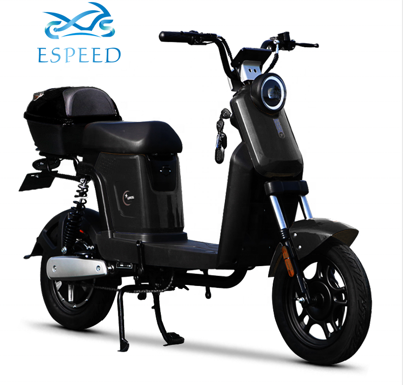 New design 2wheel mini e-bike electric scooter with pedal assist for sale