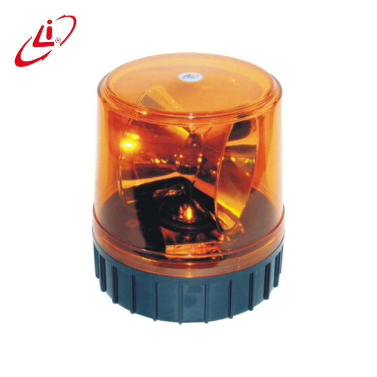 LIYI High Power Halogen Light Rotating Road Safety Warning Beacon Light