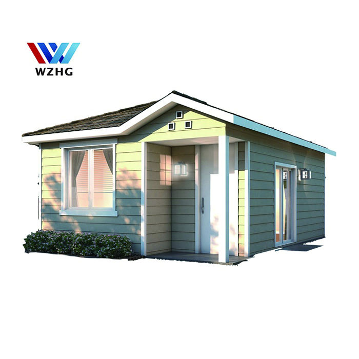 Low Cost Light Steel Frame Modular House prefab villa house , prefabricated houses