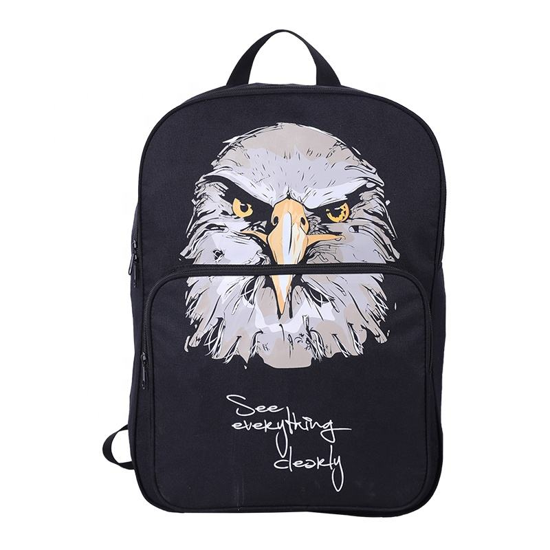 2020 Trendy Hawk New Design Student Bags Portable School Backpack for Kids Boys