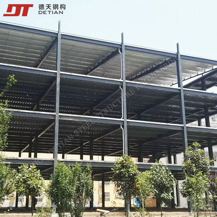 cheap metal structural bed frame steel structure fabrication companies
