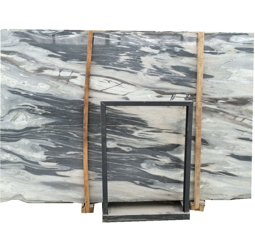 High quality tile marble look full body marble tile travertine royal cloudy marble slab for table floor
