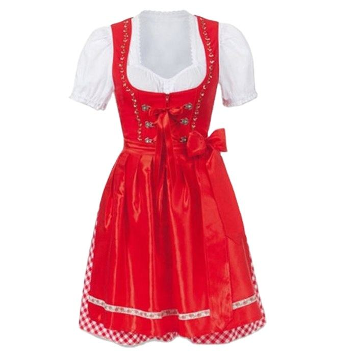 Wanita Dirndl Dress