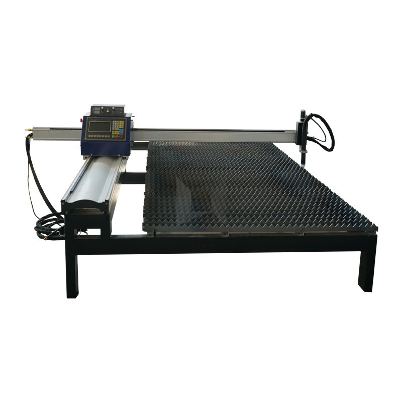 cnc plasma table, small plasma cutting metal 30mm/120mm with flame cutting head optional metal cnc plasma cutter