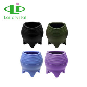 factory direct selling new Yerba mate Gourd Yerba Safe Silicone Mate Cup for travel hight quality and low price