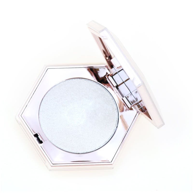 New Design Bronzer Highlighter Private Label Face Makeup Loose Highlighter Powder