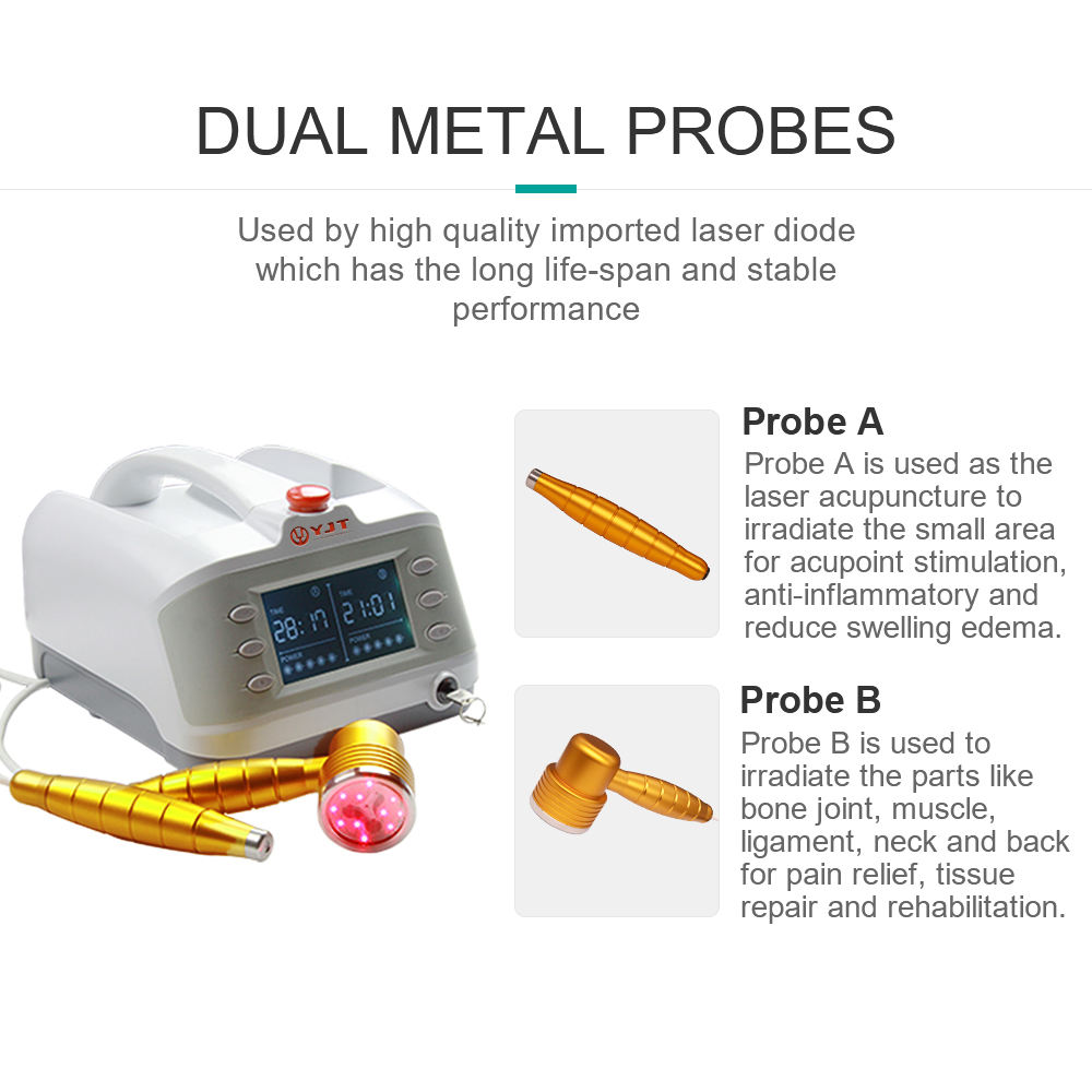 Soft Laser Rehabilitation Instrument Laser Health Care Products Medical Apparatus
