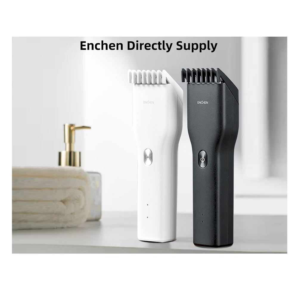 ENchen professional hair cilppers cordless rechargeable hair trimmer cutting electric men
