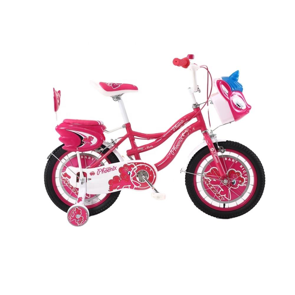 Kids bike 12 inch bicycle 16 inch new model 2020 for girl bicicleta phoenix bicycle