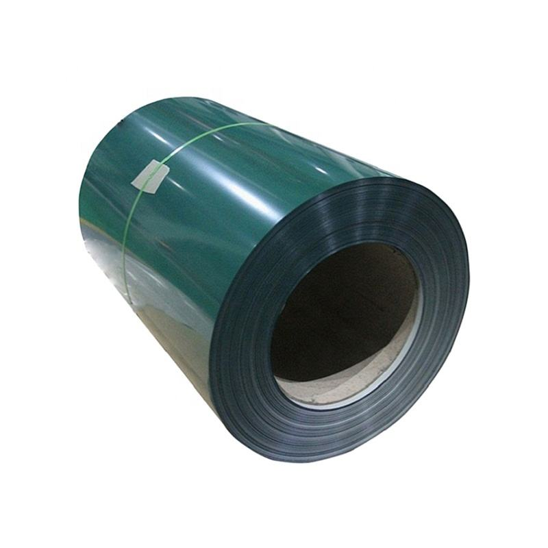 RAL Color Prepainted PPGI Galvanized Steel Sheet Coil
