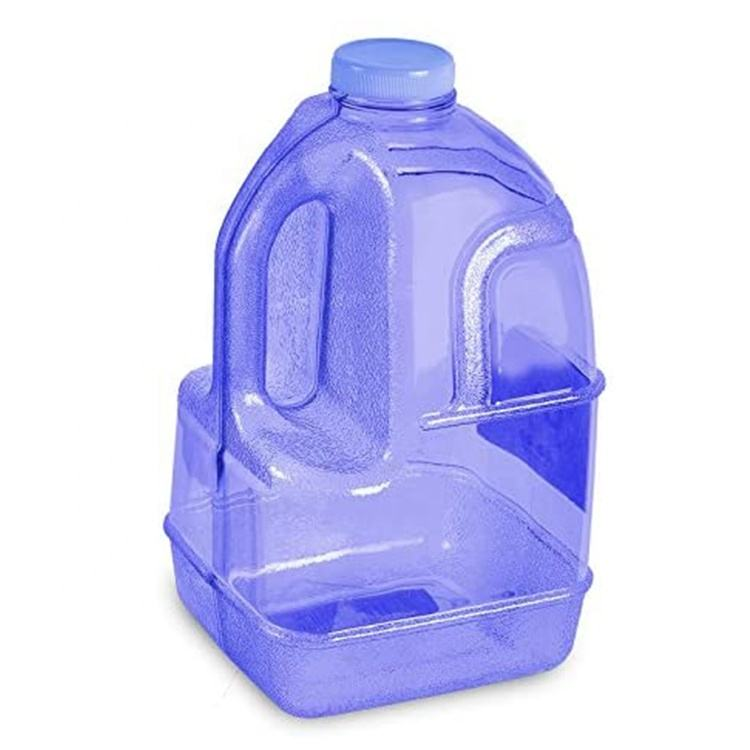 1 Gallon BPA Free High Quality Large Capacity Water Jug With Plastic Lids For Outdoor Drinking
