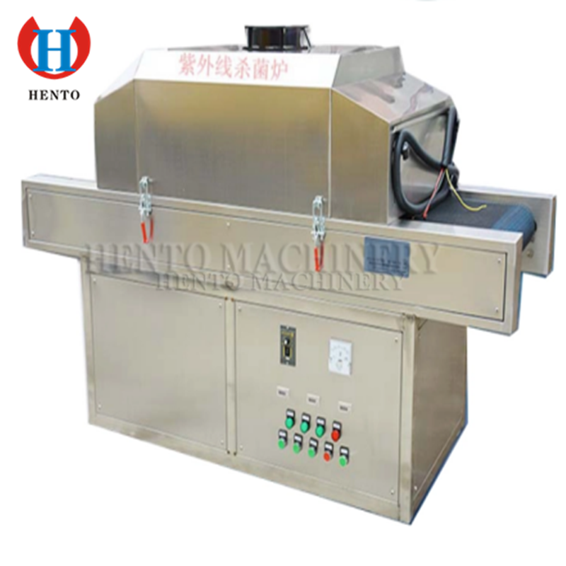 Hot Sale Industrial UV Sterilizer Machine Prices / Hento Brand Commercial LED UV Sterilization Machine for sale