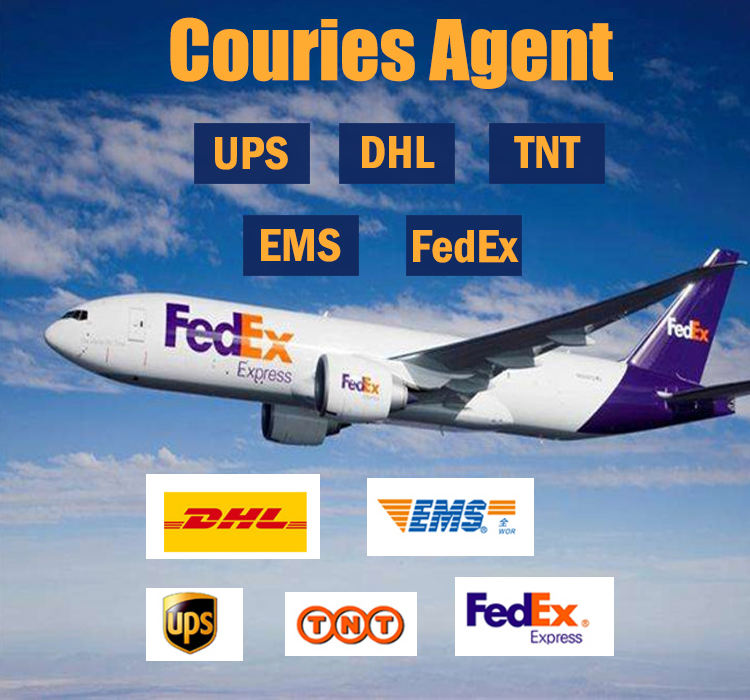 express Door to door UPS FEDEX DHL LCL carga consolidated dropshipping companies to sea freight jamaica from nigo port