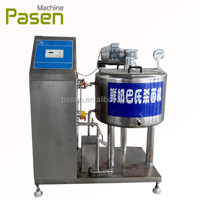 small bear milk pasteurization equipment Daily widely used pasteurizer milk processing milk