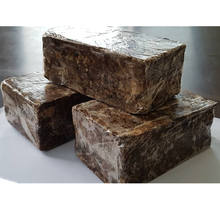 Wholesale Natural Organic Raw African Black Soap For Skin Care