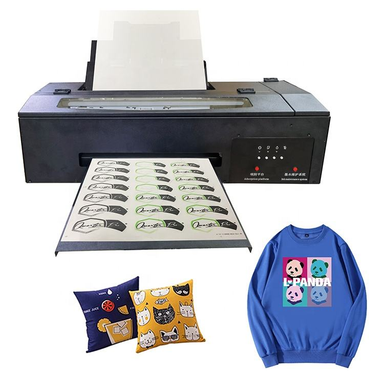 A3 Dtf-<span class=keywords><strong>Printer</strong></span> Leverancier R1390 Printkop Dtf Transfer Pet Film Vinyl Digitale Printers Voor Kleding