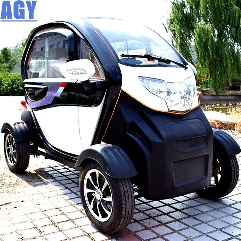 AGY fast family drive 3 seats electric moped car 72v with CE approved
